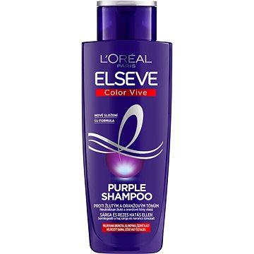 ĽORÉAL PARIS Elseve Color Vive Purple Shampoo 200 ml (3600523699155)