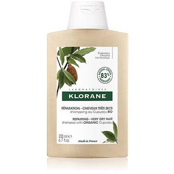 KLORANE Šampon s BIO cupuaçu 200 ml (3282770144741)