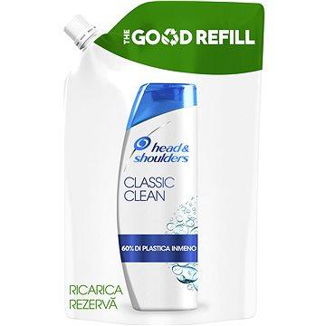 HEAD & SHOULDERS Classic Clean Šampon Proti lupům Náhradní náplň 480 ml (8001841990019)