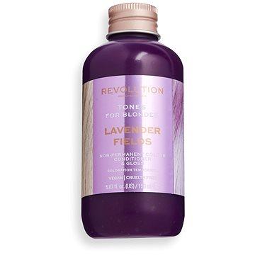 REVOLUTION HAIRCARE Tones for Blondes Lavender Fields 150 ml (5057566416481)
