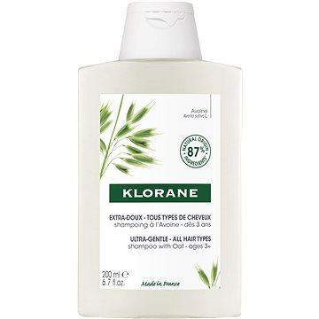 KLORANE Šampon s ovsem ultra jemný 200 ml (3282770145366)