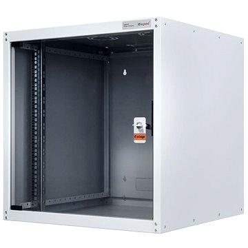 Legrand EvoLine nástěnný datový rozvaděč 12U, 600x600mm, 65kg, skleněné dveře (EVO12U6060)