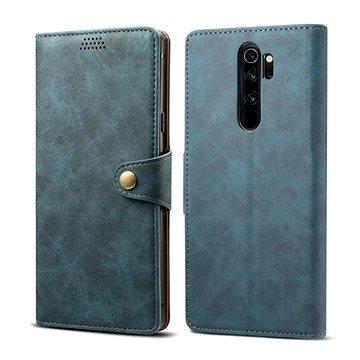 Lenuo Leather pro Xiaomi Redmi Note 8 Pro, modrá (470768)