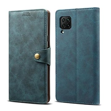 Lenuo Leather pro Huawei P40 Lite, modré (470934)