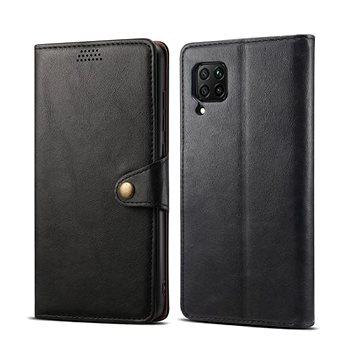 Lenuo Leather pro Huawei P40 Lite, černé (470936)