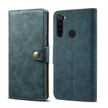 Lenuo Leather pro Xiaomi Redmi Note 8, modré (475112)