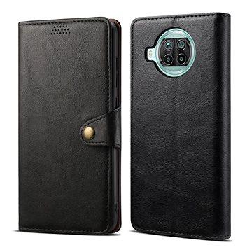 Lenuo Leather pro Xiaomi Mi 10T Lite, černé (476137)