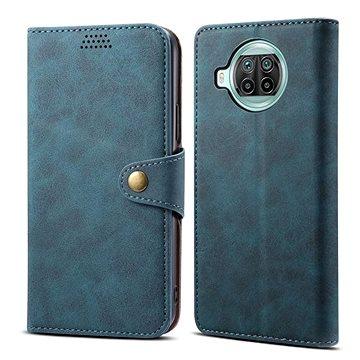 Lenuo Leather pro Xiaomi Mi 10T Lite, modré (476139)