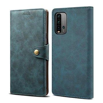 Lenuo Leather pro Xiaomi Redmi 9T, modré (476212)