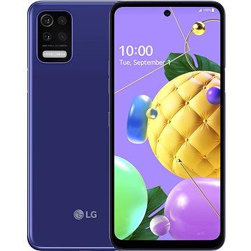 LG K52 modrá (LMK520EMW.APOCBL)