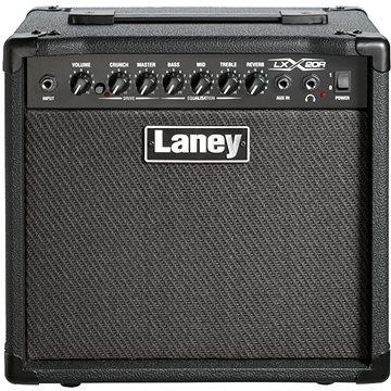 Laney LX20R BLACK (LX20R-BLACK)