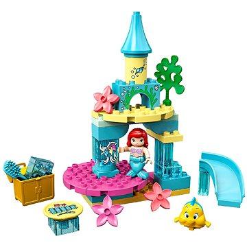 LEGO DUPLO Disney TM 10922 Arielin podmořský zámek (5702016618129)