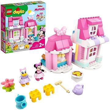 LEGO® DUPLO®   Disney 10942 Domek a kavárna Minnie (5702016911244)
