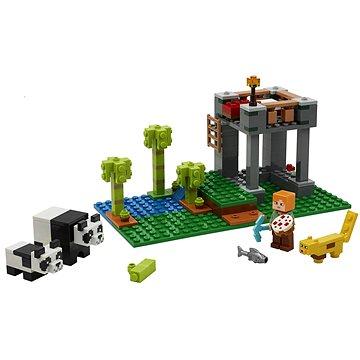 LEGO Minecraft 21158 Pandí školka (5702016618259)