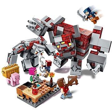 LEGO Minecraft 21163 Bitva o rudit (5702016618303)