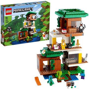 LEGO® Minecraft™ 21174 Moderní dům na stromě (5702016913927)