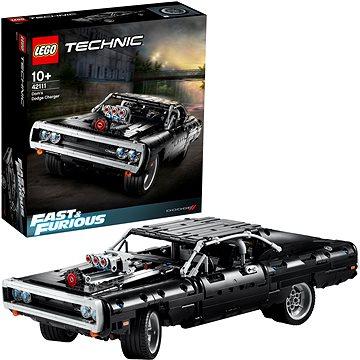 LEGO Technic 42111 Domův Dodge Charger (5702016617498)