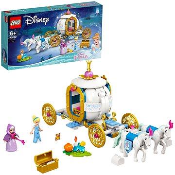 LEGO Disney Princess 43192 Popelka a královský kočár (5702016916430)