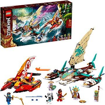 LEGO Ninjago 71748 Souboj katamaránů na moři (5702016889284)