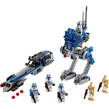 LEGO Star Wars TM 75280 Klonoví vojáci z 501. legie (5702016617245)