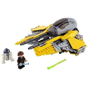 LEGO Star Wars TM 75281 Anakinova jediská stíhačka (5702016617252)