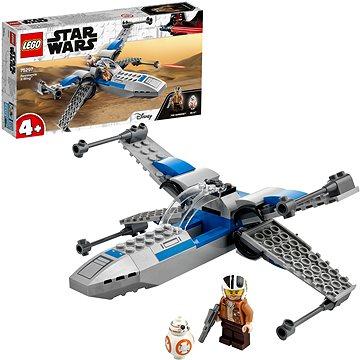 LEGO Star Wars TM 75297 Stíhačka X-wing™ Odboje (5702016912661)