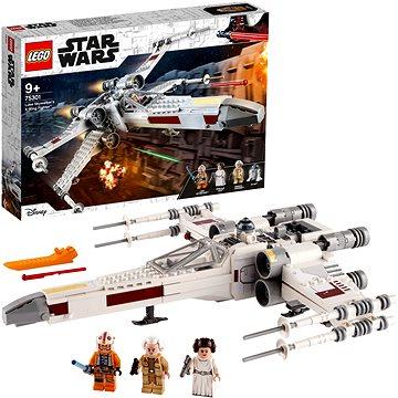 LEGO Star Wars TM 75301 Stíhačka X-wing™ Luka Skywalkera (5702016913965)
