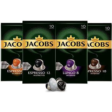Jacobs kapsle NCC PACK 4x10 ks