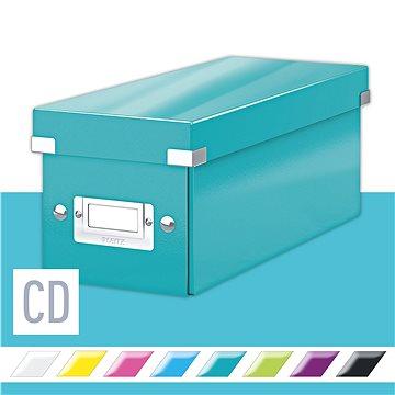 Leitz WOW Click & Store CD 6.85 l, ledově modrá (60410051)
