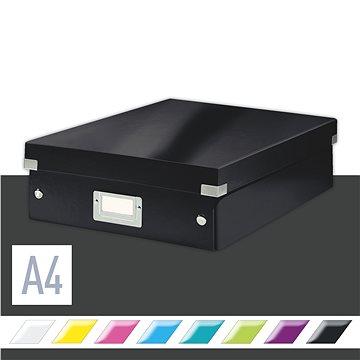 Leitz WOW Click & Store 10.39 l, černá (60580095)