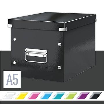 Leitz WOW Click & Store 16.22 l, černá (61090095)