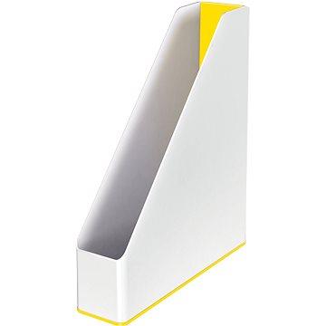 Leitz WOW bílo/žlutý (53621016)