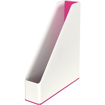 Leitz WOW bílo/růžový (53621023)
