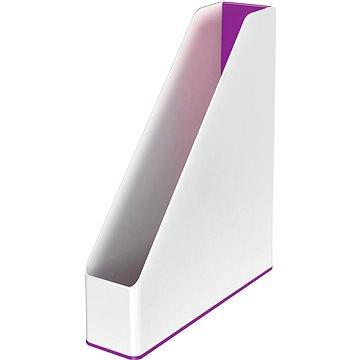 Leitz WOW bílo/purpurový (53621062)