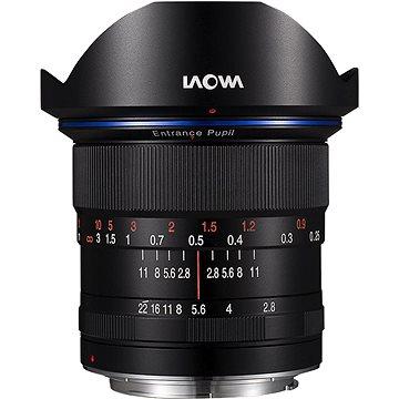 Laowa 12mm f/2,8 Zero-D (Black) Sony (VE1228SFE)