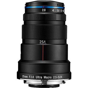 Laowa 25mm f/2,8 2.5-5X Ultra-Macro Canon (VE2528C)