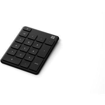 Microsoft Wireless Number Pad Black (23O-00009)