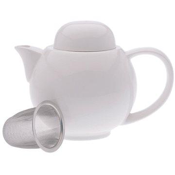 Maxwell & Williams Konvice na čaj 6 šálků se sítkem WHITE BASICS (AA4352)