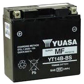 YUASA YT14B-BS, 12V, 12Ah (YT14B-BS)
