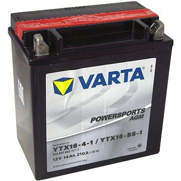 VARTA YTX16-BS-1, 14Ah, 12V (514 901 022 A51 4)