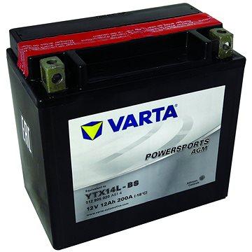VARTA YTX14L-BS, 12V, 12Ah (512 905 020 A51 4)