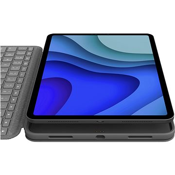 "Logitech Folio Touch pro iPad Pro 11"" (1.,2. a 3. gen.), UK (920-009751)"