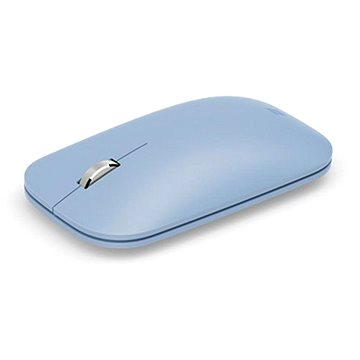 Microsoft Modern Mobile Mouse Bluetooth, Pastel Blue (KTF-00035)