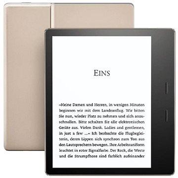 Amazon Kindle Oasis 3 2019 32GB zlatý (B07KR2N2GF)