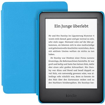 Amazon New Kindle 2020 s modrým krytem (B07NMXL67J)