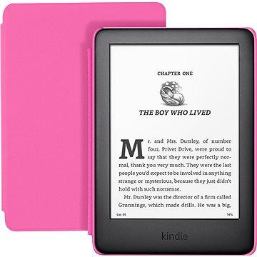 Amazon New Kindle 2020 s růžovým krytem (B07NMYG57X)