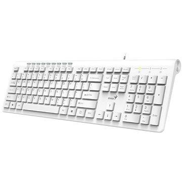Genius Slimstar 230 bílá - CZ/SK (31310010407)