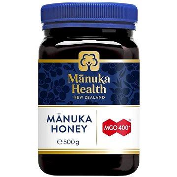 KVĚTOVÝ MED MANUKA MGO™ 400+ 500 G (9421023620074)