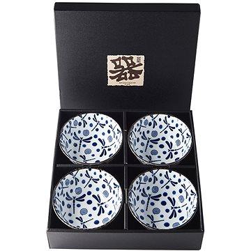 Made In Japan Set misek Blue Dragonfly 300 ml 4 ks (RW0009)
