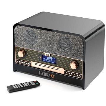 Technaxx Retro TX-102 Black (4754)